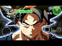 New DBZ TTT ISO UL GOD OF DESTRUCTION GOKU Perfect Original Texture DOWNLOAD