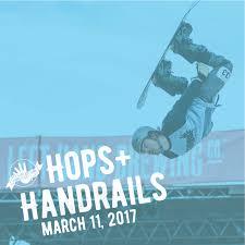 Left Hand Presents Hops Handrails
