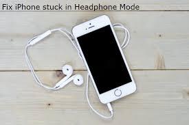 How to Fix iPhone Stuck in Headphone Mode