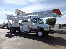 100 All Florida Truck Sales 2010 Used Freightliner BUSINESS CLASS M2 106 4X4 70FT BOOM BUCKET