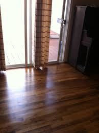 Orange Glo Hardwood Floor Refinisher Home Depot by How To Stain A Hardwood Floor In 5 Steps Dengarden
