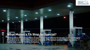 100 Truck Stop Locations TA S Fuel Ers Across The Country