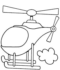Fresh Helicopter Coloring Pages Gallery Colorings Children Design Ideas