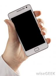 What is a Smartphone with GPS with pictures
