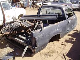 100 Dodge Truck Body Parts Aftermarket