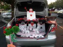 Through The Rabbit Hole | The Crafting Geek Here Are 10 Fun Ways To Decorate Your Trunk For Urchs Trunk Or Treat Ideas Halloween From The Dating Divas Day Of The Dead Unkortreat Lynlees Over 200 Decorating Your Vehicle A Or Event Decorations Designdiary Any Size 27 Clever Tip Junkie 18 Car Make It And Love Popsugar Family Treat Halloween Candy Cars Thornton