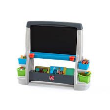 Step2 Art Master Activity Desk Teal by Step2 Jumbo Art Easel Activity Toys Direct