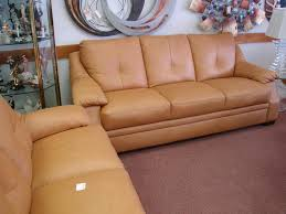 Italsofa Red Leather Sofa by Natuzzi By Interior Concepts Furniture 2010 September