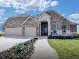 Ryland Homes Floor Plans Texas by Quiet Creek Bellaire Homes