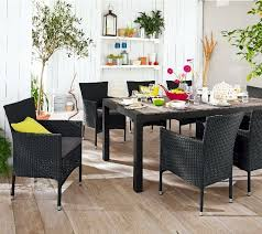stapelstuhl mit sitzkissen und armlehnen linco