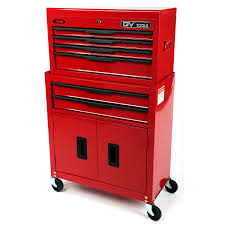 GV Tools 6 Drawer Tool Chest Combo - GV TOOLS | Repco Australia