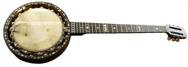 This Zither Banjo Is Actually A 5 String With Dummy Peg To Make The