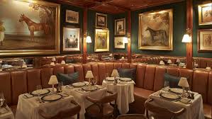 New Yorks Power Dining Scene 2017 Where George Clooney Harrison Ford And Emma Stone Gather