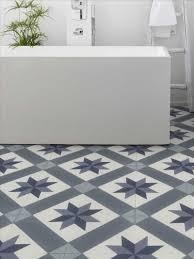 stilvoller pvc bodenbelag badezimmerideen designbelag