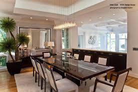 Formal modern Dining Room Modern Dining Room Orange County