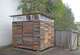 Pallet Shed Modern With