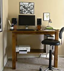 Your Backbone Will Thank You 6 Great Standing Desk Designs Tall DeskComputer DesksOffice