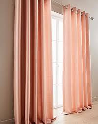 Faux Silk Eyelet Curtains by Faux Silk Eyelet Curtains Fashion World