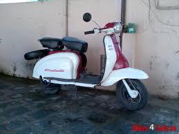 Lambretta Scooter Vintage