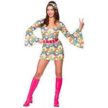 Retro Go Girl Costume