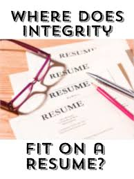 WHERE DOES INTEGRITY FIT ON A RESUME? - Phillip Andrew - Medium Freetouse Online Resume Builder By Livecareer Awesome Live Careers Atclgrain Sample Caregiver Lcazuelasphilly Unique Livecareer Cover Letter Nanny Writing Guide 12 Mplate Samples Pdf View 30 Samples Of Rumes Industry Experience Level Test Analyst And Templates Visualcv Examples Real People Stagehand New One Page Leave Latter Music Cormac Bluestone Dear Sam Nolan Branding