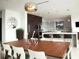 Lights Above Dining Table Fantastic Pendant Lighting Room Contemporary Style Over Remarkable Di