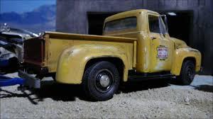 100 1953 Ford Truck 125 Scale Pickup Work Truck YouTube
