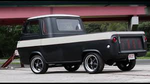 100 Econoline Truck 1963 Ford Pickup HotRod Test Drive YouTube