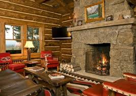 Camo Living Room Decorations by Rustic Living Room Design Ideas