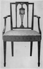 Lyre Back Chairs History by Sources Of American Chair Design In The Federal Period