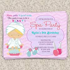 Unique Pamper Party Related Items Clipart