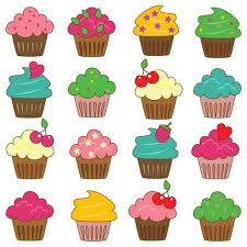 Cupcake clipart january 5