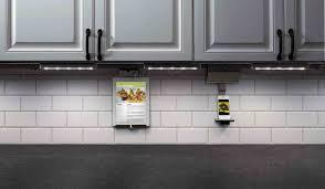 legrand箘 adorne邃 cabinet lighting system morning builders