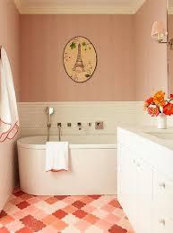 pink moroccan bathroom floor tiles design ideas pink floor tiles