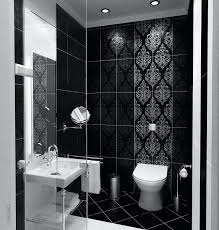 tiles tile small bathroom black and white tile floor