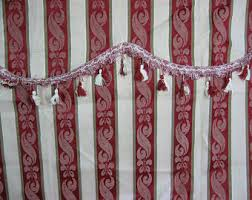 Checkered Flag Window Curtains by Window Curtain Panel Etsy