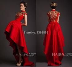 red and gold bridesmaid dresses vosoi com