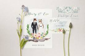 Rustic Style Wedding Invitations Boho Ireland