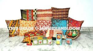 Decorative Couch Pillow Covers by 16x16 Decorative Patchwork Throw Pillows