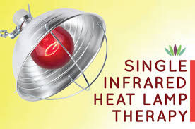 single infrared bulb heat l therapy myersdetox