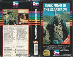 Wnuf Halloween Special Vhs by The Horrors Of Halloween Dark Night Of The Scarecrow 1981 Tv