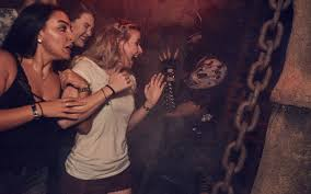 Halloween Horror Nights Express Pass Worth It by Universal Orlando Close Up 4 Extras That Will Turn Up Your