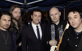 Smashing Pumpkins Bullet With Butterfly Wings by Review Smashing Pumpkins Rock At Jimmy Kimmel Live La Mini