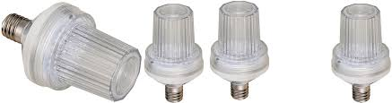 strobes replaceable bulbs stringers