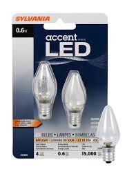 osram sylvania 78563 sylvania led accent daylight bulb c7