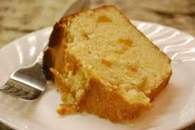 Mango Butter Cake Adding fruit to a basic butter cake recipe