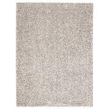 vindum teppich langflor weiß 170x230 cm