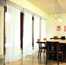 Ceiling Mount Curtain Track Amazon by Room Dividing Curtains Uk Divider Amazon On Track 5134 4 Curtain