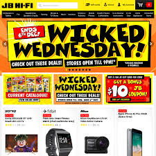 5% Off Store Wide - Wicked Wednesday @ JB Hi-Fi (Instant Deal ... Nolah Mattress Coupon Code 350 Off Discount Free Shipping Wicked Temptations Coupon Codes Free Shipping Dirty Deals Dvd Memebox Code 2018 Coupons As Sin A Novel The Boscastles Jillian Hunter 30 Losha Promo Discount Wethriftcom Temptations Facebook Love With Food June 2016 Review Codes 2 Little Rosebuds Crazy 8 Printable September 20 Mc Swim List Of Whosale Lingerie Sellers For New Small Businses