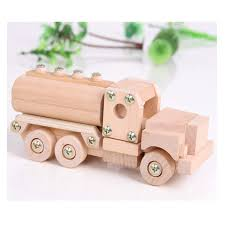 100 Wooden Truck Amazoncom Sala Trend DIY Toy Creative Building Kit
